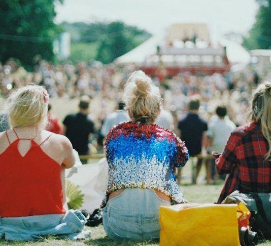 Warum den Junggesellinnenabschied nicht einfach mal auf einem Festival feiern?