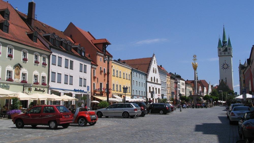 JGA in Straubing